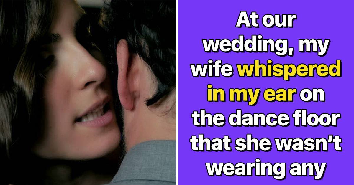 13 People Reveal The Hottest NSFW Thing Anyone Ever Said To Them