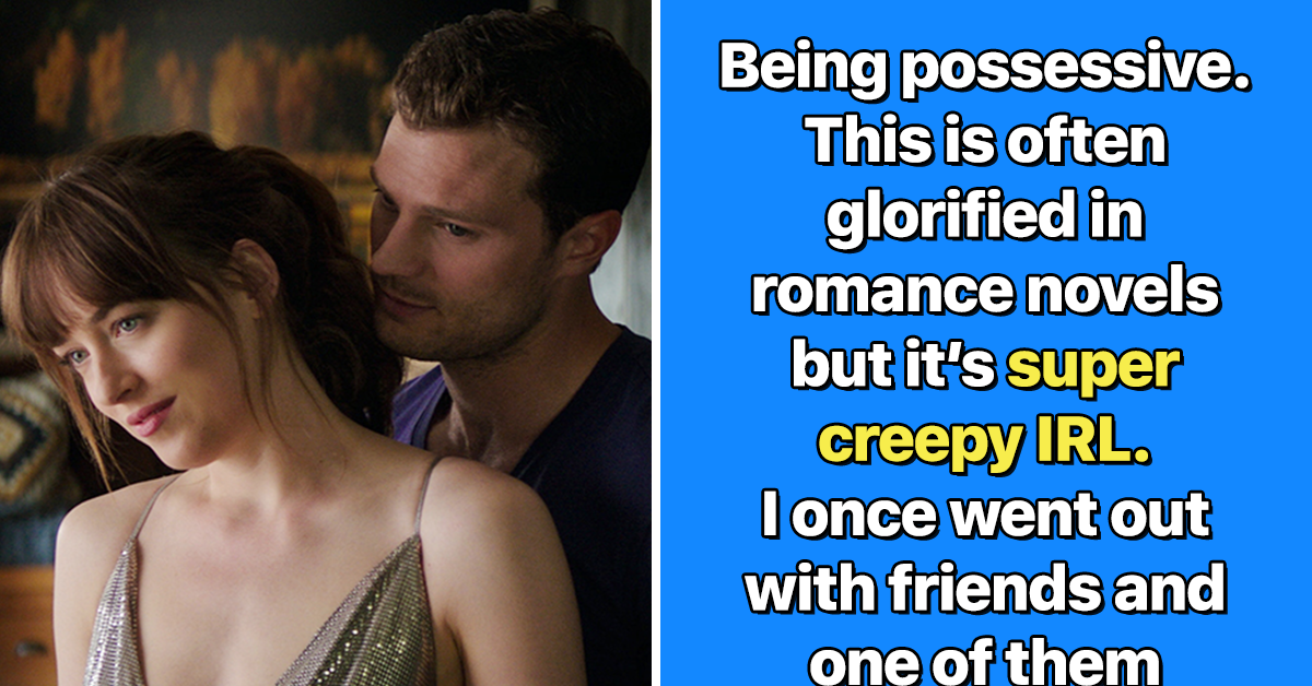 Women Describe The 'Romantic' Things Men Do That Are Creepy AF