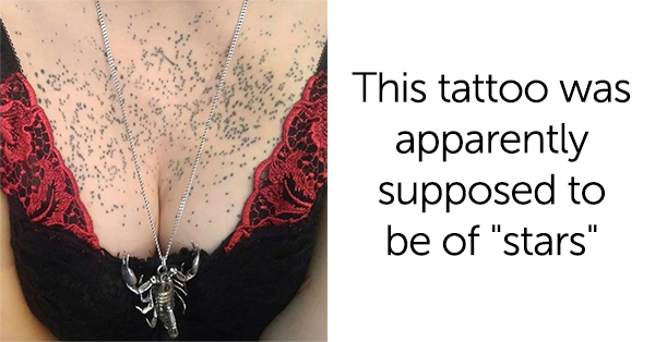 30+ Hilariously Terrible Tattoos Being Regretted As We Speak