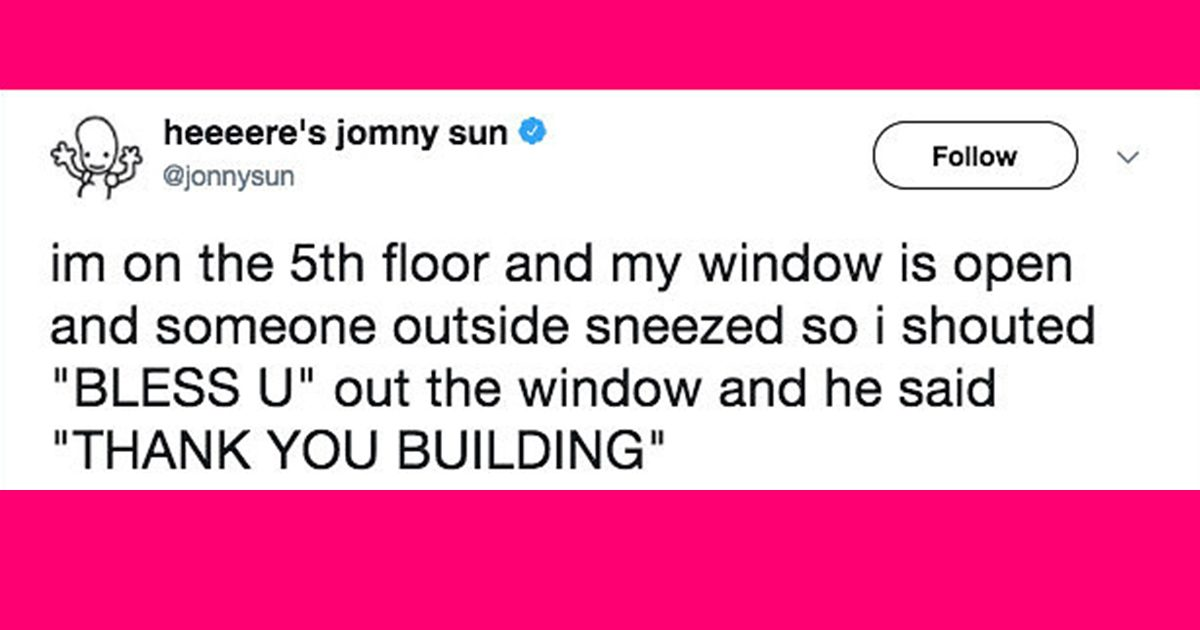 Just 23 Wholesome Tweets To Start Your Week Off Right
