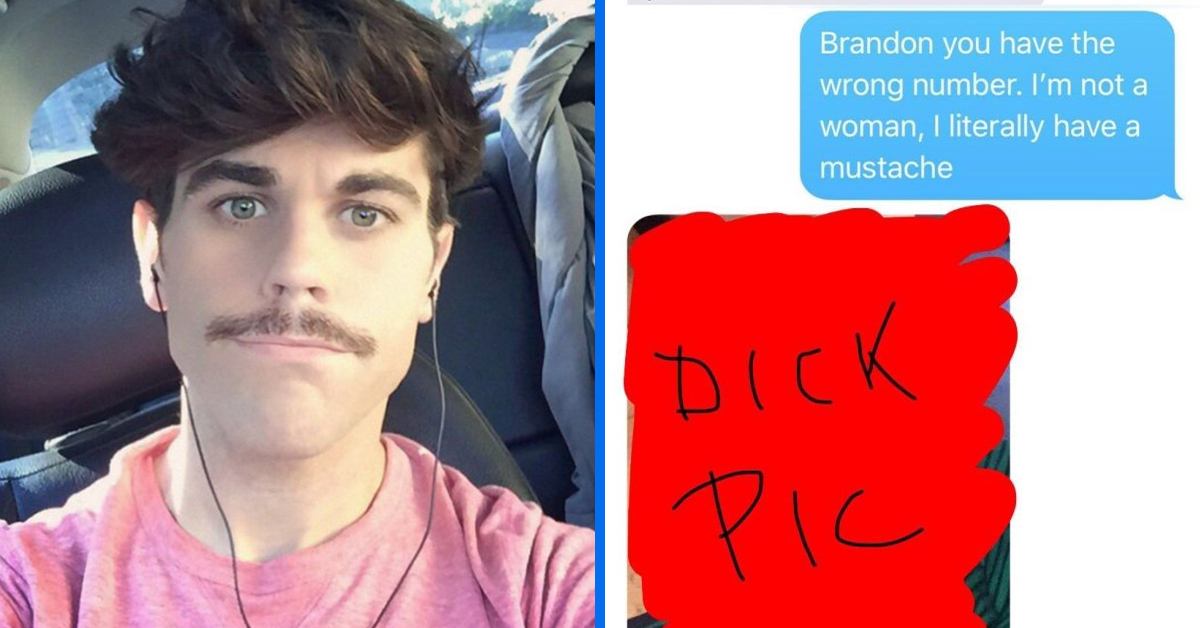 Super Creepy Guy Texts The Wrong Number And It Doesn't End Well