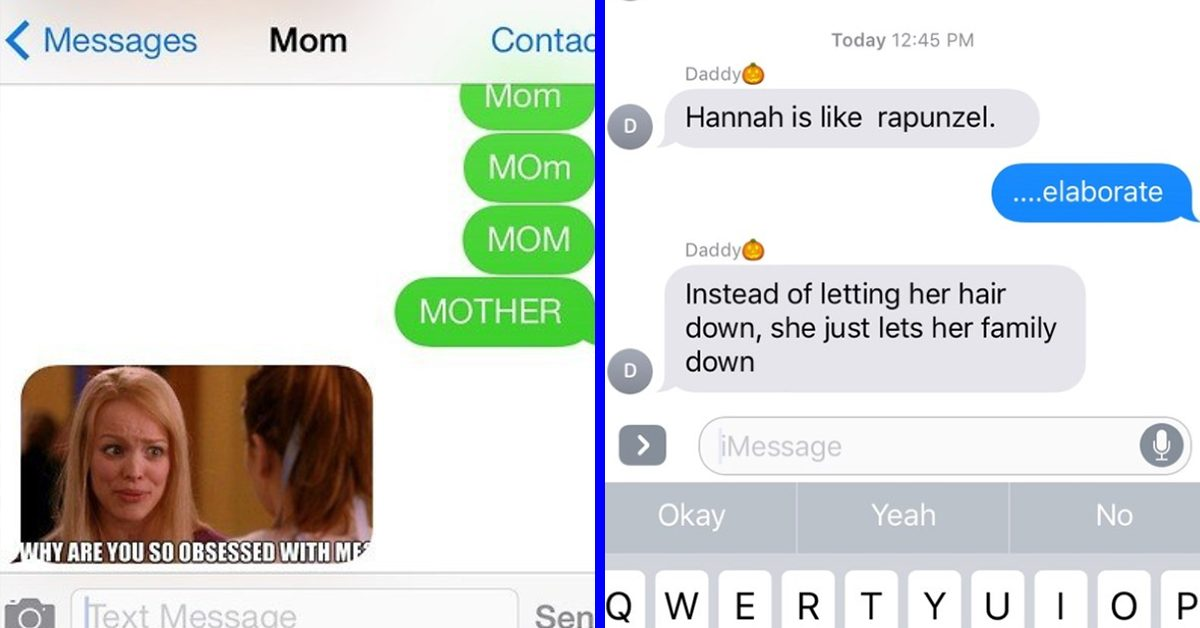 Trust Me When I Say These Parent Texts Will Make You Laugh Out Loud In Public