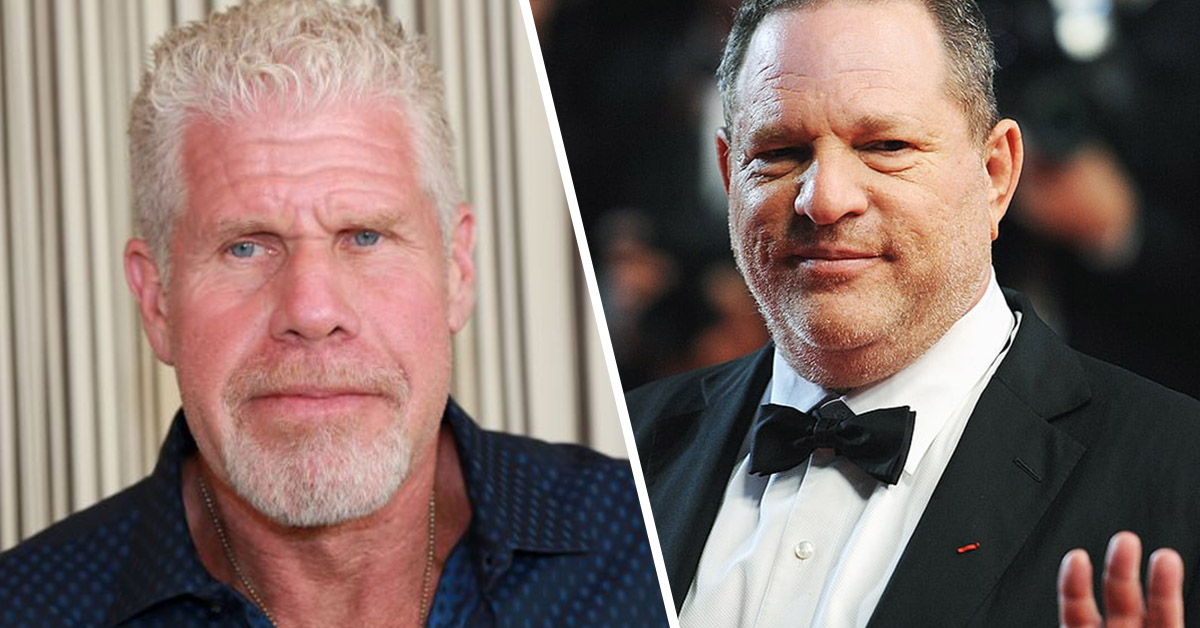 Ron Perlman Claims He Peed On His Hand Before Giving Harvey Weinstein A Handshake