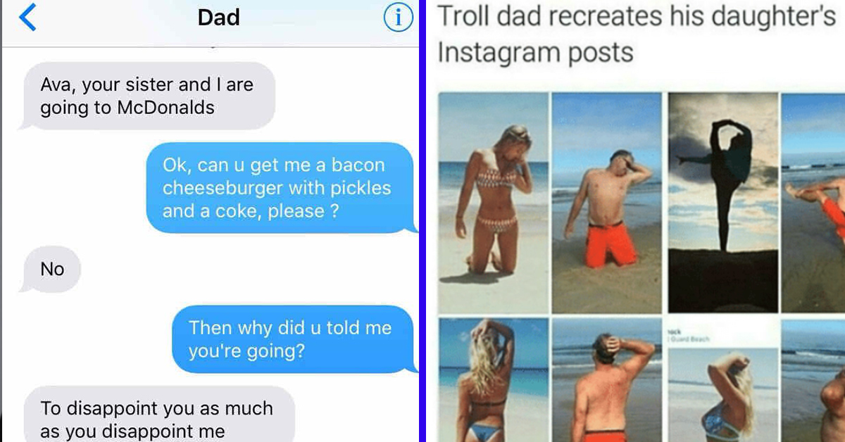 20+ Of The Most Savage Dads On The Internet