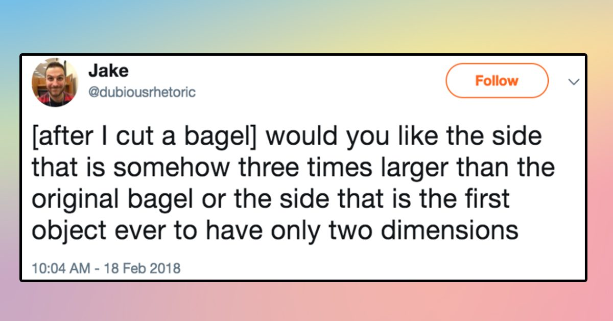 Just 20+ Of The Most Hysterical Tweets Of 2018, So Far