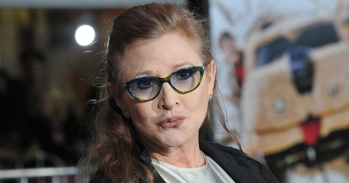 Disney Reveals That Carrie Fisher Will Be In The Next Star Wars Film After All