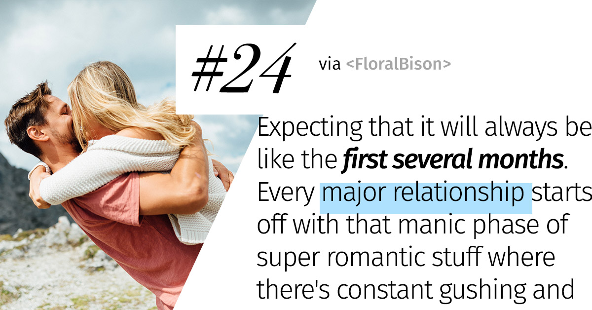 35 Things That Can Destroy Your Long-Term Relationship For Good