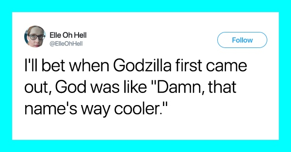 21 Jokes About God For Anyone Who's Not TOO Worried About Going To Hell