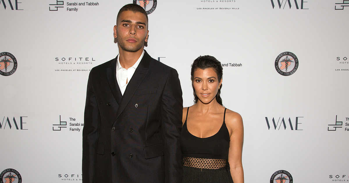 Kourtney Kardashian's Boyfriend Just Publicly Shamed Her Bikini Picture And Her Fans Are Livid