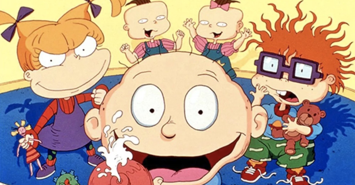 Grab Your Reptar Sippy Cups Because The Rugrats Are Making An Epic Comeback