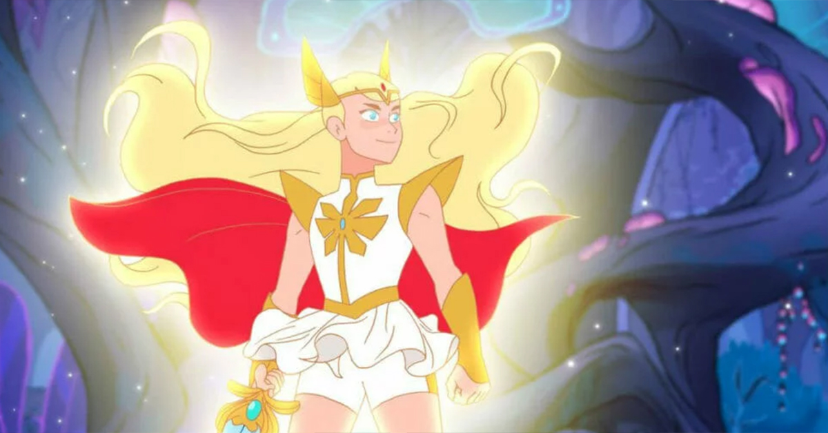 The New She-Ra Cartoon Isn't Sexy Enough For Some Men