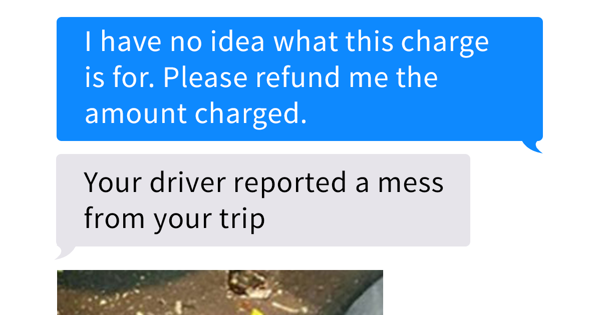 A Passenger Claimed That Uber Scammed Him Out Of $157, And The Company's Response Was … Not Great