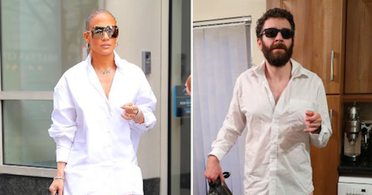 Comedian Tries To Mock Jennifer Lopez And Ends Up Mocking Himself