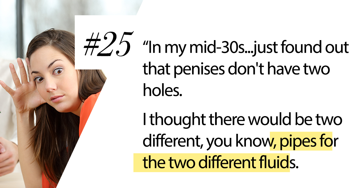 20+ People Share Crucial Things They Learned About The Opposite Sex Waaaaay Too Late In Life