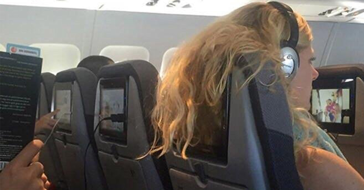 21 People Who Oughta Be Banned From Airplanes Forever And Ever