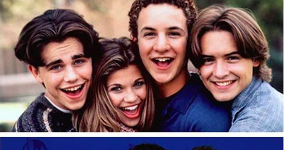Get In Your Feels About This 'Boy Meets World' Cast Reunion