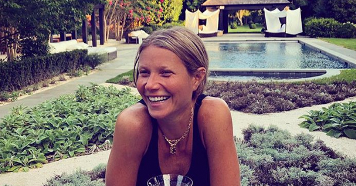Gwyneth Paltrow's Response To Her 'Thinking About D*ck' Meme Will Make You Love Her Even More