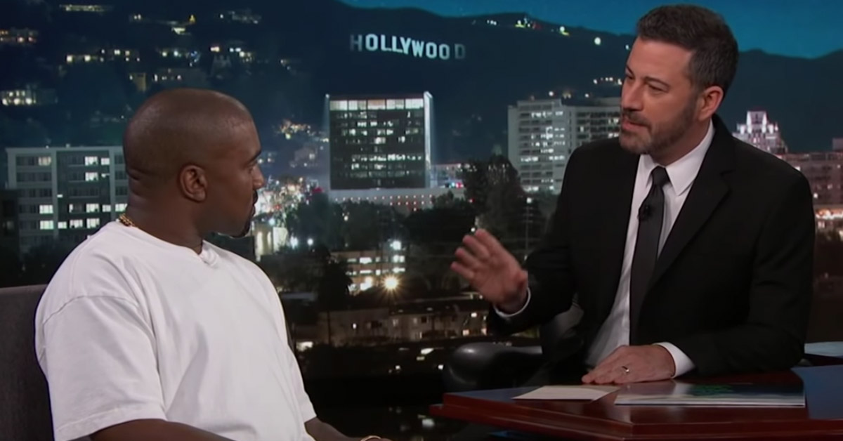 Kanye West Stands By His Love Of Donald Trump And His TMZ Rant On Slavery