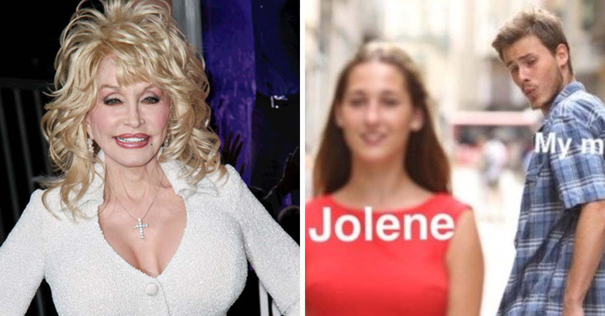 Dolly Parton Is Now The Queen Of Twitter After Posting The Perfect Meme About Her Song 'Jolene'