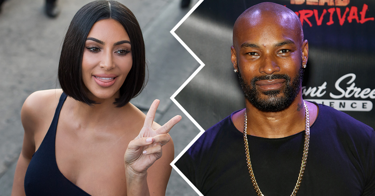 Sip On This Delicious Tea: Kim Kardashian Labeled 'Homophobic' For Her Clap Back To Tyson Beckford's 'Botched' Comment