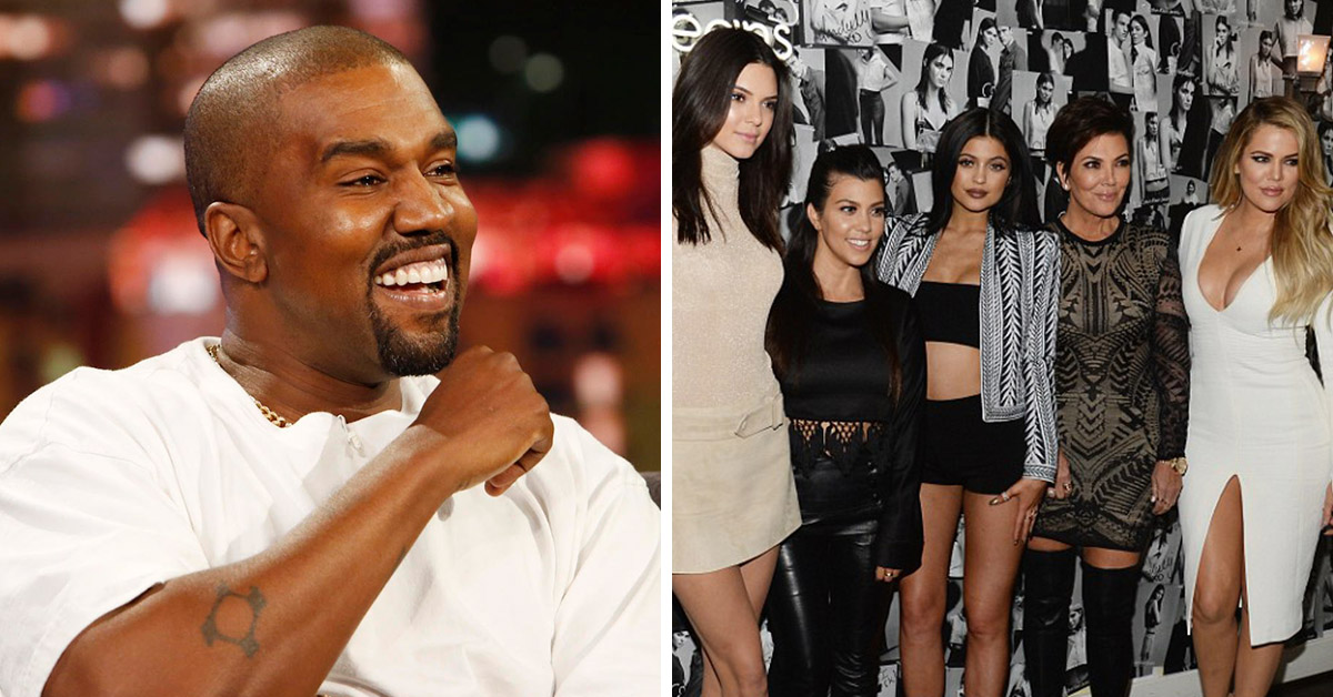 Kanye West Says He Masturbated To Pictures Of His Sisters-In-Law And Twitter Is Wildly Uncomfortable