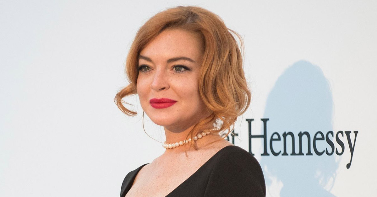 Lindsay Lohan Says Women Who Speak Out About Their 'Me Too' Stories 'Look Weak'