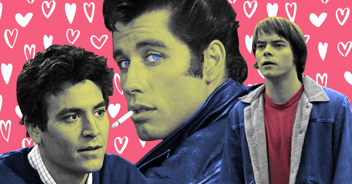 10 Fictional Male Characters Who Had No Right Getting The Girl