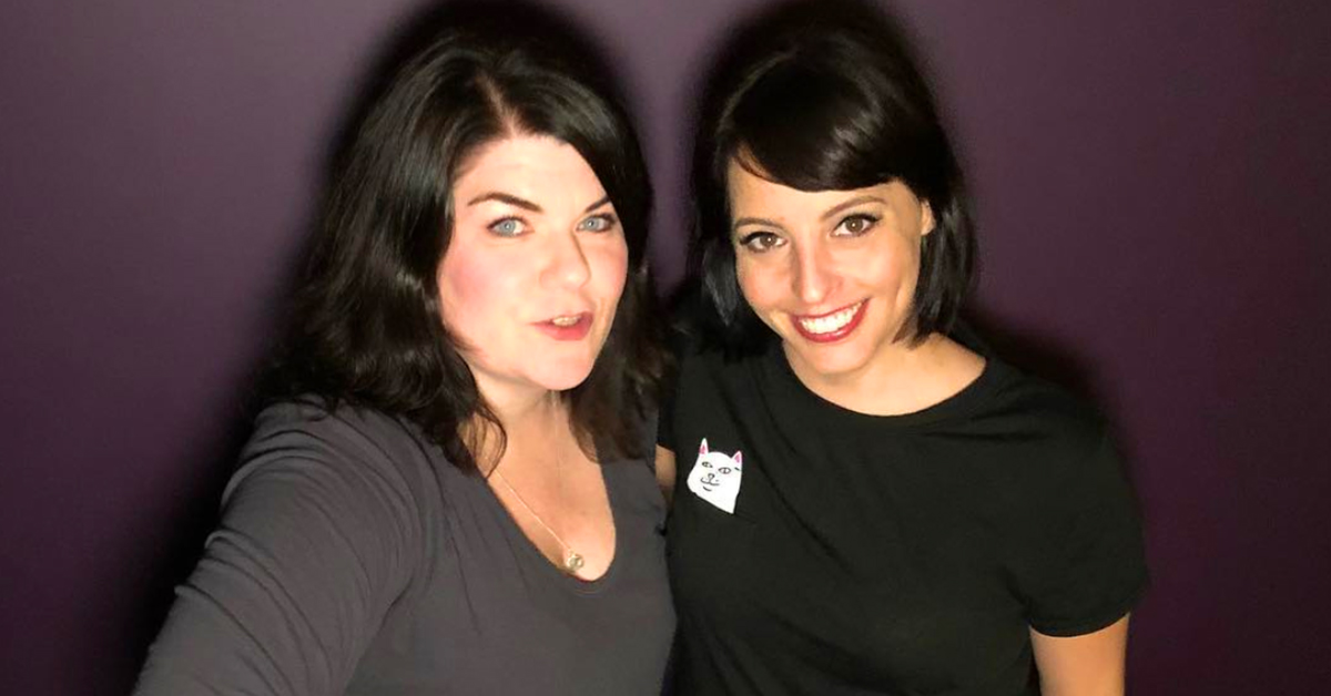 Murderinos, Look And Listen: Karen And Georgia Are Writing A Book That'll Drop Next Spring!