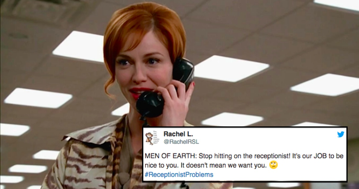 17 Tweets From Receptionists Who Would Like To Put You On Hold Forever