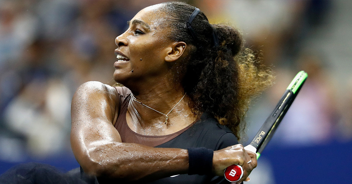 Serena Williams Was Banned From Competing In Her 'Black Panther' Catsuit, So She Showed Up In A Tutu