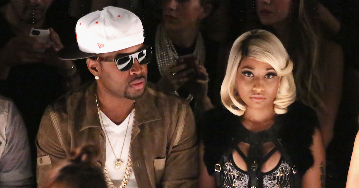 Nicki Minaj And Safaree Are Beefing And No One Is Holding Back