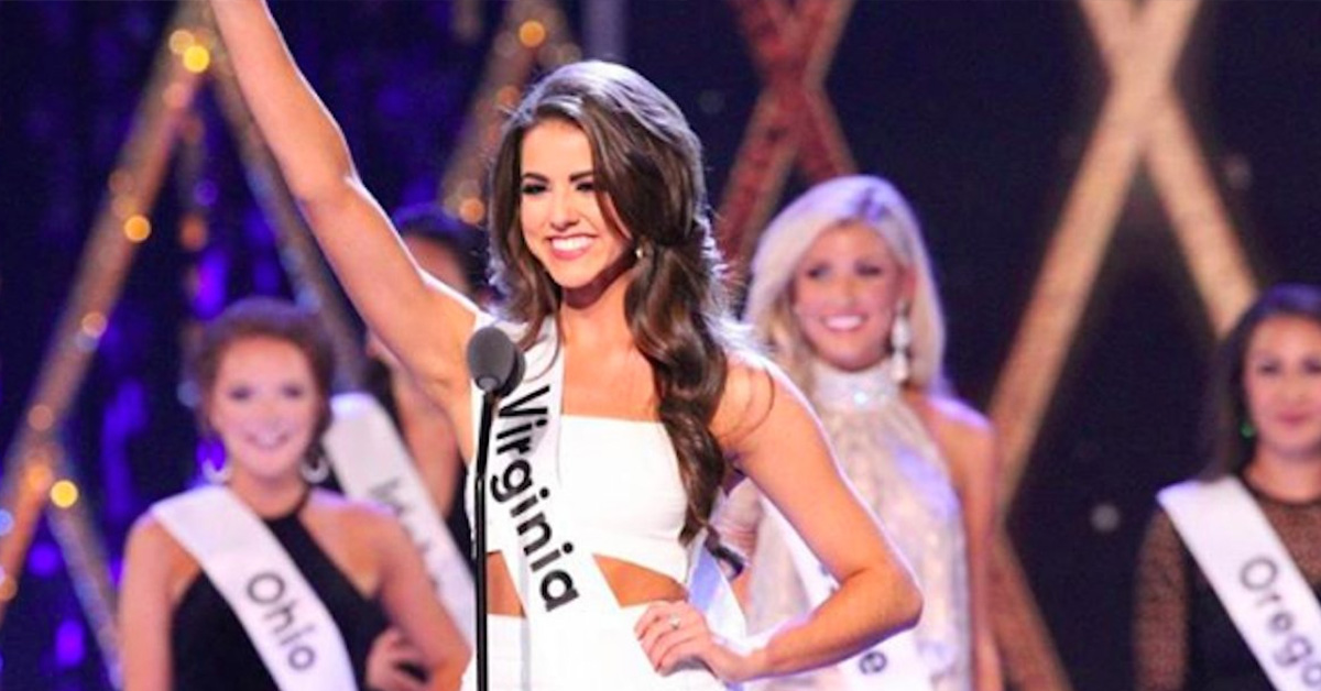 Miss America Contestant Gives Refreshing Response When Asked About NFL Protests