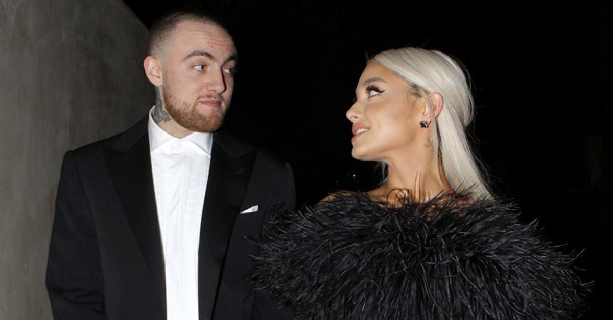 Ariana Grande Pens A Goodbye To Mac Miller In Emotional Instagram Post