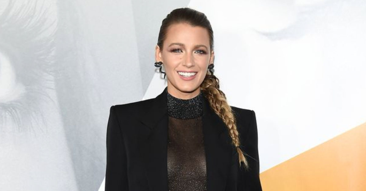 Blake Lively Clapped Back At The Wrong Person Over 'Sexist' Comment