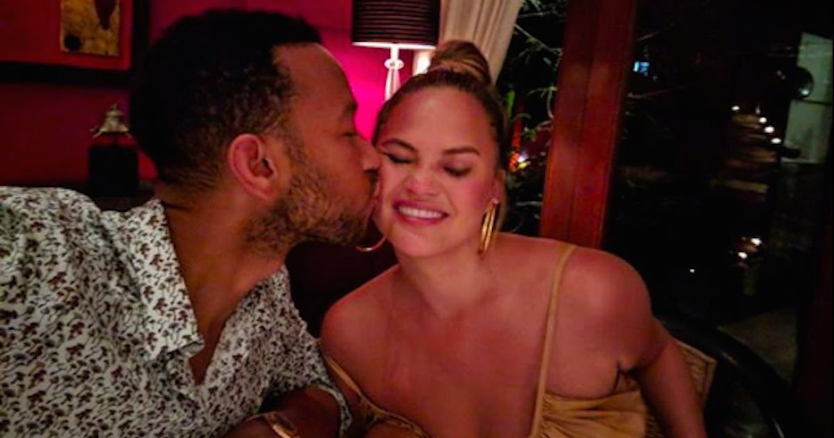 Chrissy Teigen And John Legend Actually Have An Average Sex Life