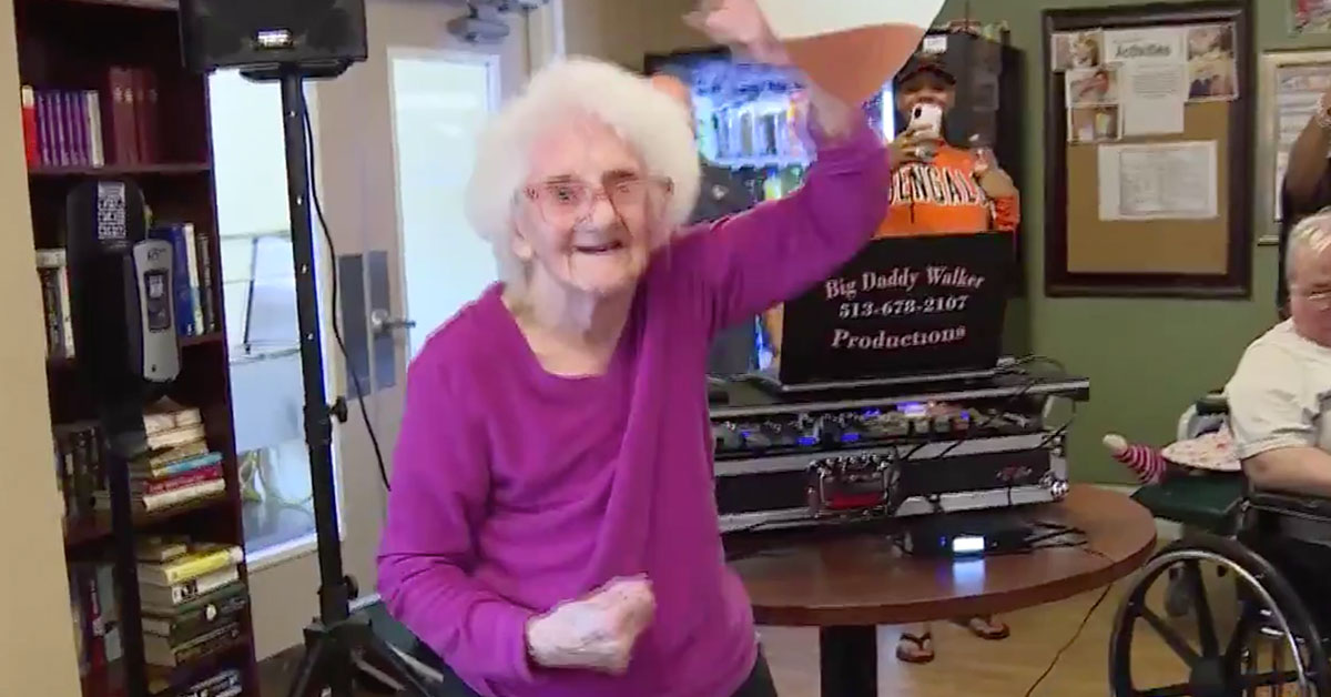 This Grandma Getting Down To Dr. Dre And Snoop Dogg Is Everything I Never Knew I Needed