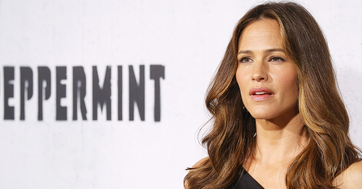 Jennifer Garner's 'First Day Of School' Meme Goes Out To All The Moms
