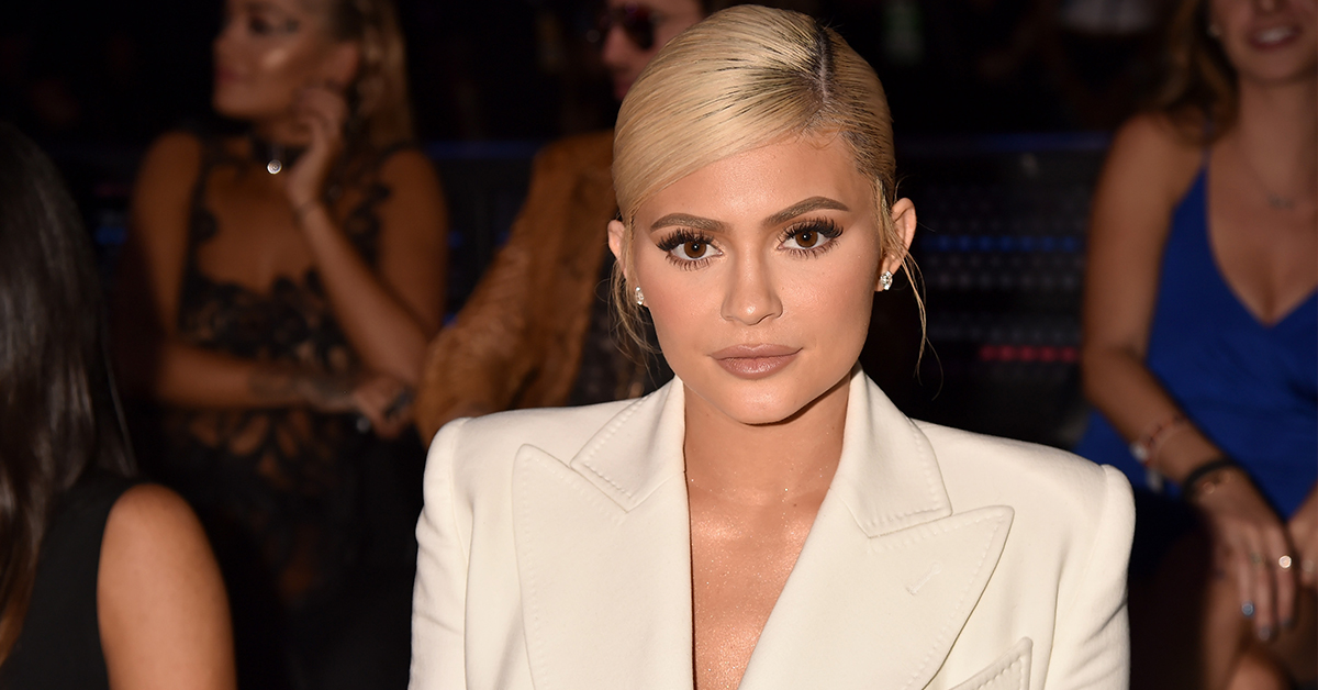 Kylie Jenner, 21, Tries Cereal With Milk For First Time