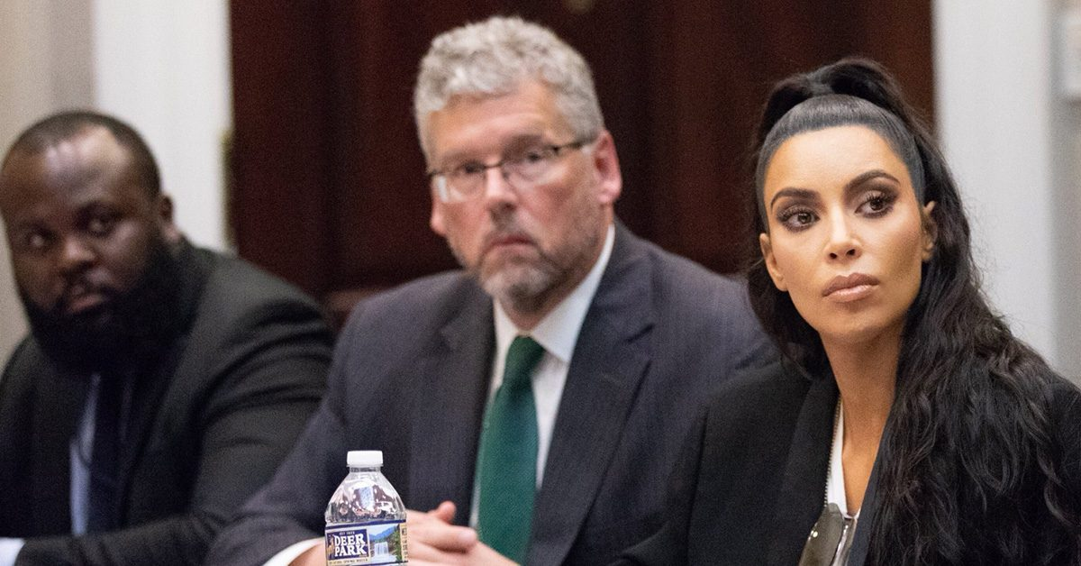 Kim Kardashian Returned To The White House To Work On Prison Reform And People Are Disgusted