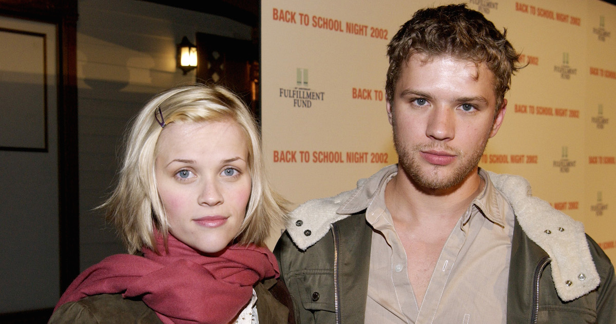 Ryan Phillippe And Reese Witherspoon Basically Made Clones Of Themselves