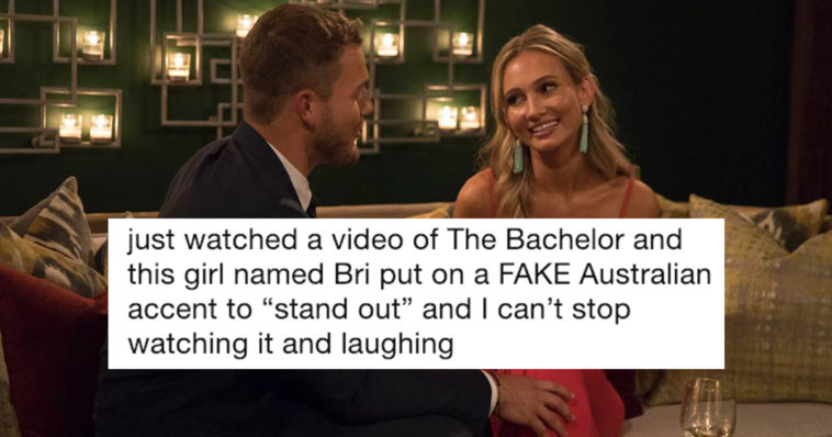 This New  Bachelor  Contestant Is Faking An Australian Accent 731472416f962