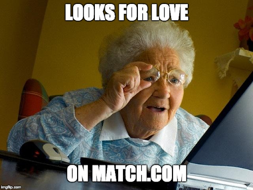 nieuw dating memes